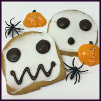 Ghost Cutout Cookie