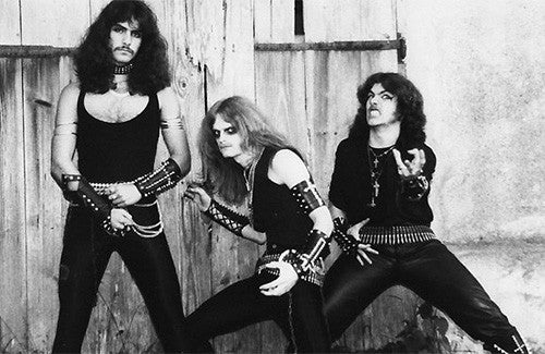 Band photo of Celtic Frost