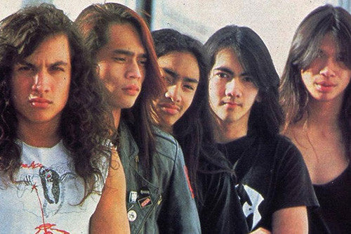Band photo of Death Angel