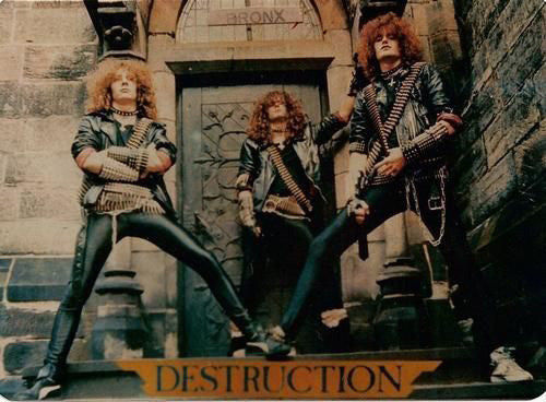 Band photo of Destruction