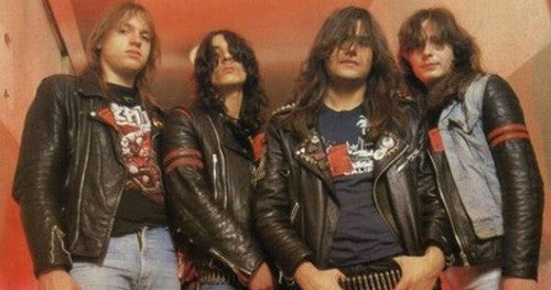Band photo of Kreator