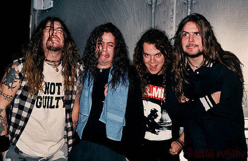 Band photo of Sepultura