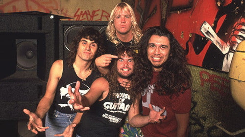 Band photo of Slayer