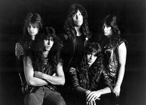 Band photo of Testament
