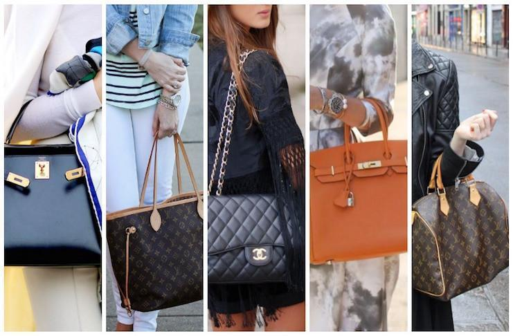 Top 5 Luxury Handbags Designs for 2017