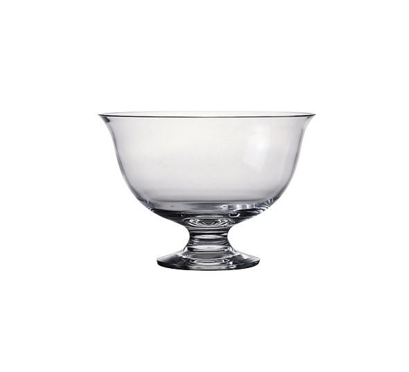 Dartington Crystal Fortuna Dessert Bowl 23cm