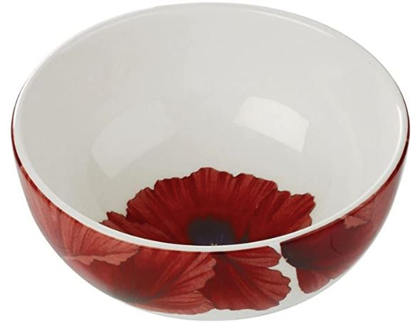 Portmeirion Botanic Blooms Rimless Poppy Bowl 5.5""