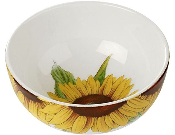 Portmeirion Botanic Blooms Rimless Sunflower Bowl 5.5""