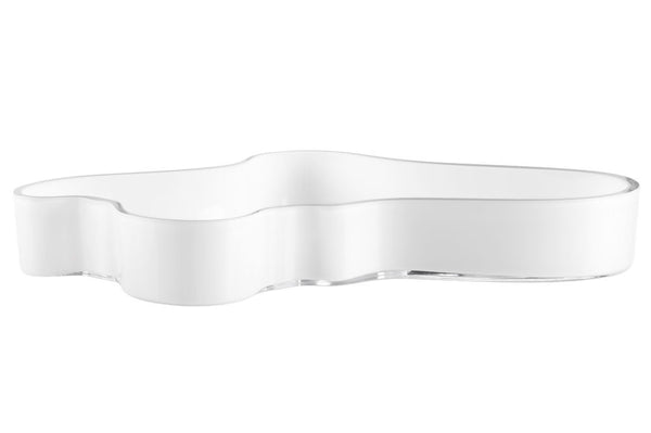 Iittala Aalto White Serving Bowl 5cm by 38cm
