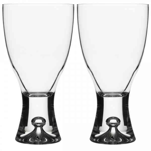 Iittala Tapio Red Wine Glass 0.25L (Pair)