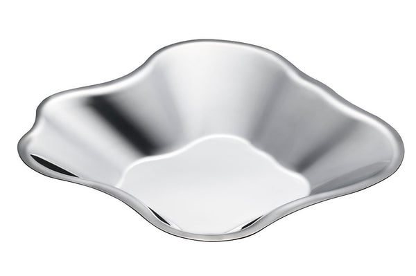 Iittala Aalto Stainless Steel Bowl 6cm by 36cm