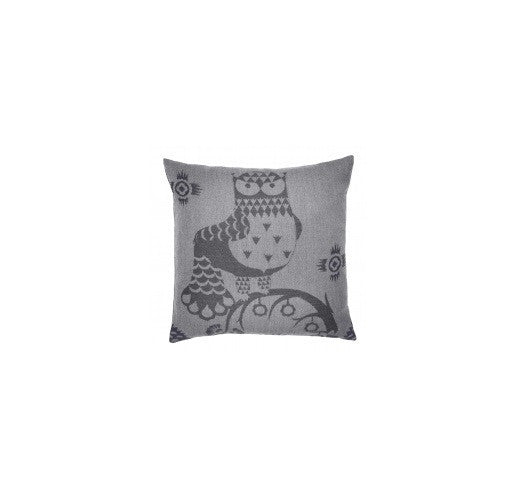 Iittala Taika Black Cushion Cover 50cm by 50cm