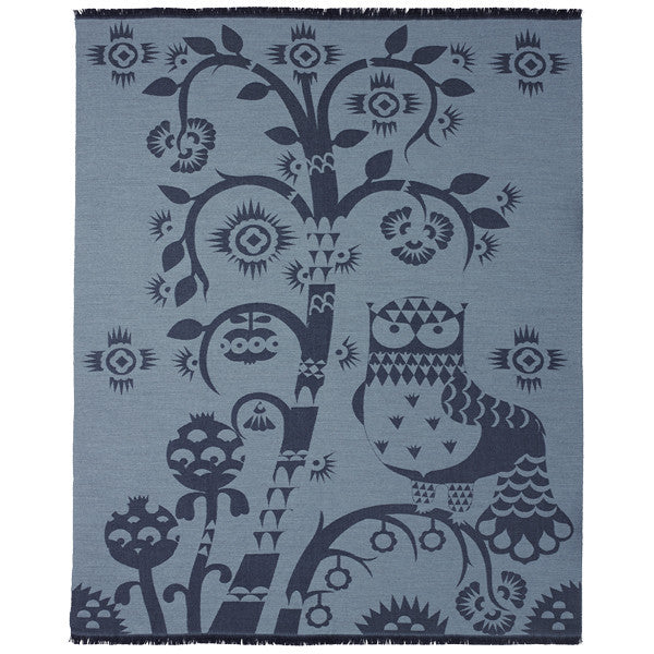 Iittala Taika Blue Throw 130cm by 180cm