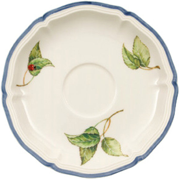 Villeroy and Boch Cottage Teacup Saucer 15cm (Saucer Only)