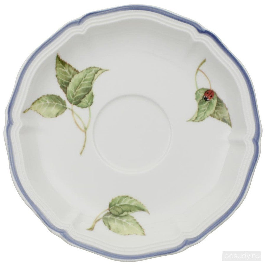 Villeroy and Boch Cottage Saucer Coffee Cup 15cm (Saucer Only)