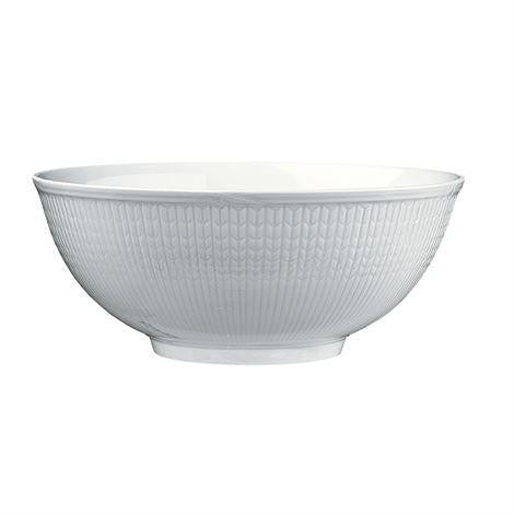 Rorstrand Swedish Grace Snow Serving Bowl 1.7L