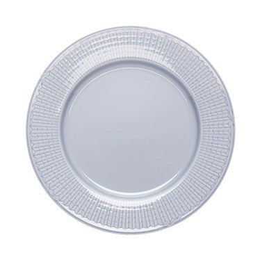 Rorstrand Swedish Grace Ice Grey Deep Plate 19cm