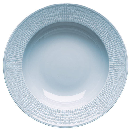 Rorstrand Swedish Grace Ice Grey Cereal Bowl 0.30L