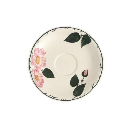 Villeroy and Boch Wildrose Coffee Cup Saucer 16cm (Saucer Only)