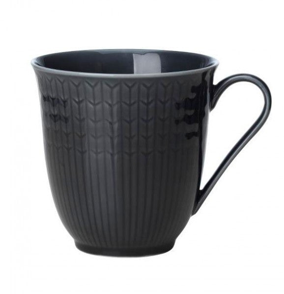 Rorstrand Swedish Grace Stone Dark Mug 0.30L