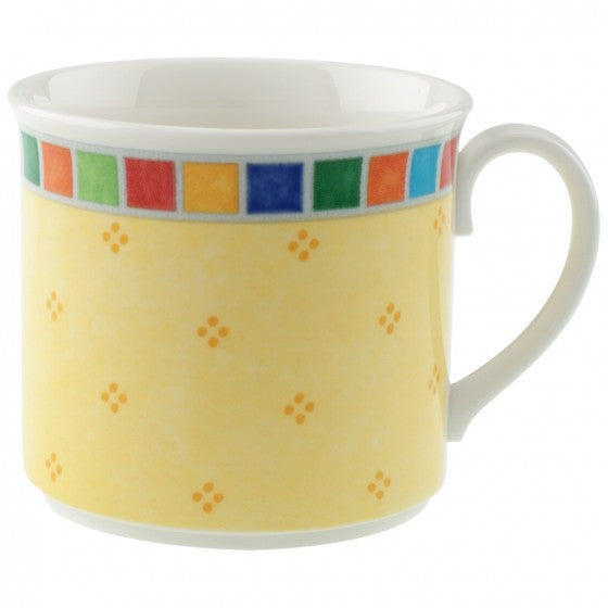 Villeroy and Boch Twist Alea Limone Breakfast Cup 0.30L (Cup Only)