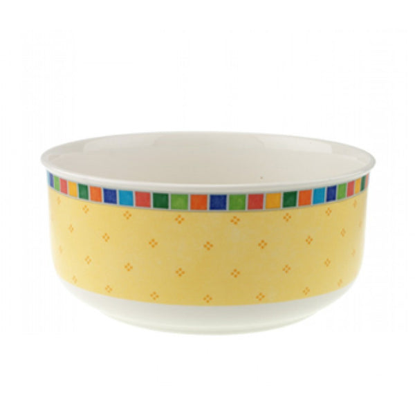 Villeroy and Boch Twist Alea Limone Salad Bowl 23cm