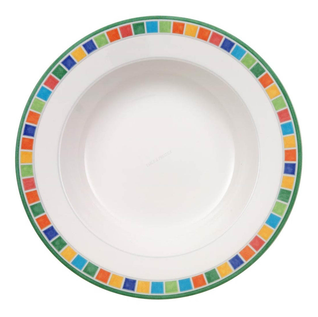 Villeroy and Boch Twist Alea Caro Deep Plate 24cm