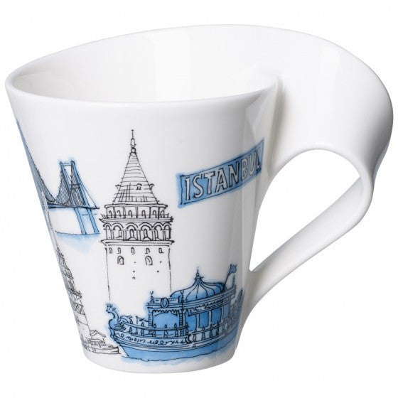 Villeroy and Boch NewWave Cities Istanbul Mug 0.30L