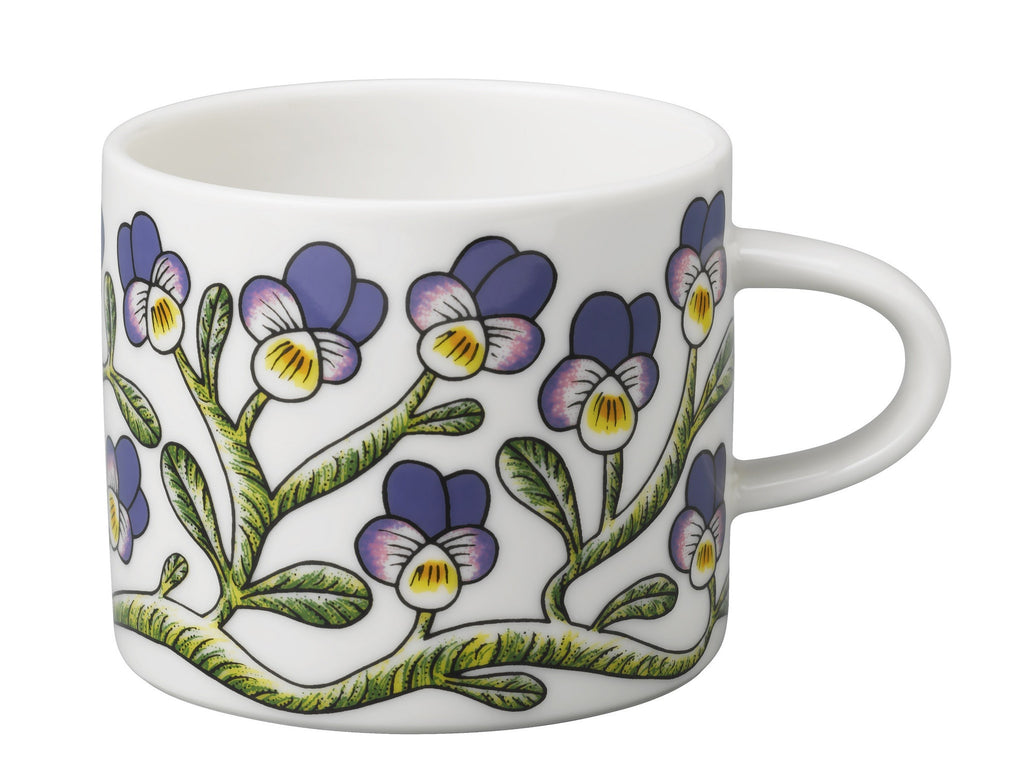 Finland Arabia Keto Orvokki Teacup 0.18L (Cup Only)