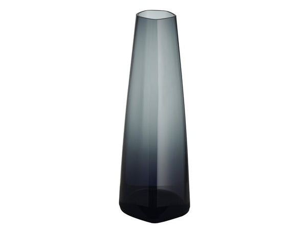 Iittala Issey Myake X Collection Dark Grey Vase 18cm