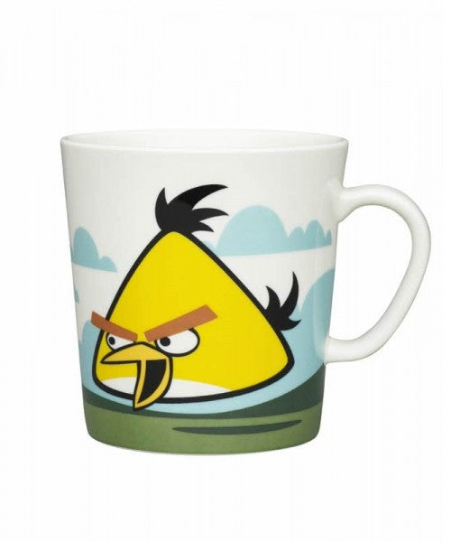 Iittala Angry Birds Chuck And Blues Mug 0.30L
