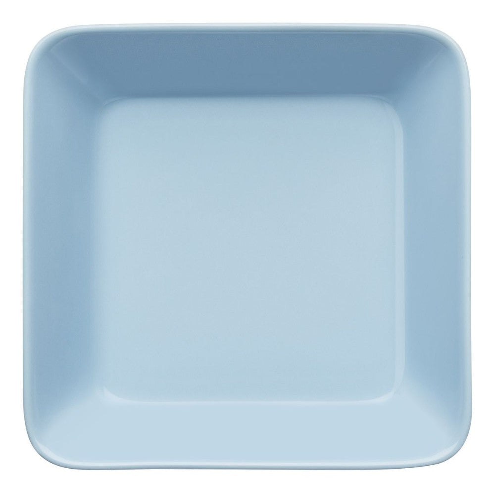 Iittala Teema Light Blue Square Tea Plate 16cm