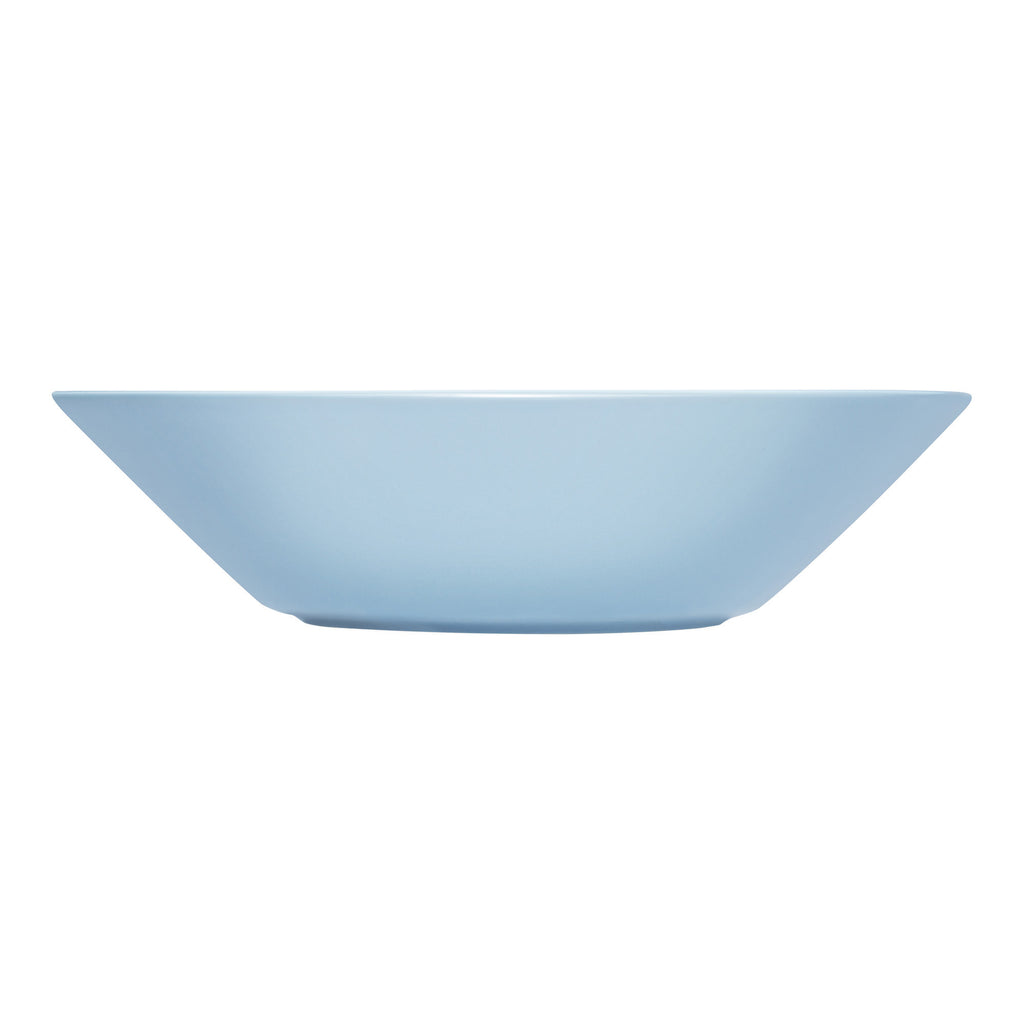 Iittala Teema Light Blue Deep Plate 21cm