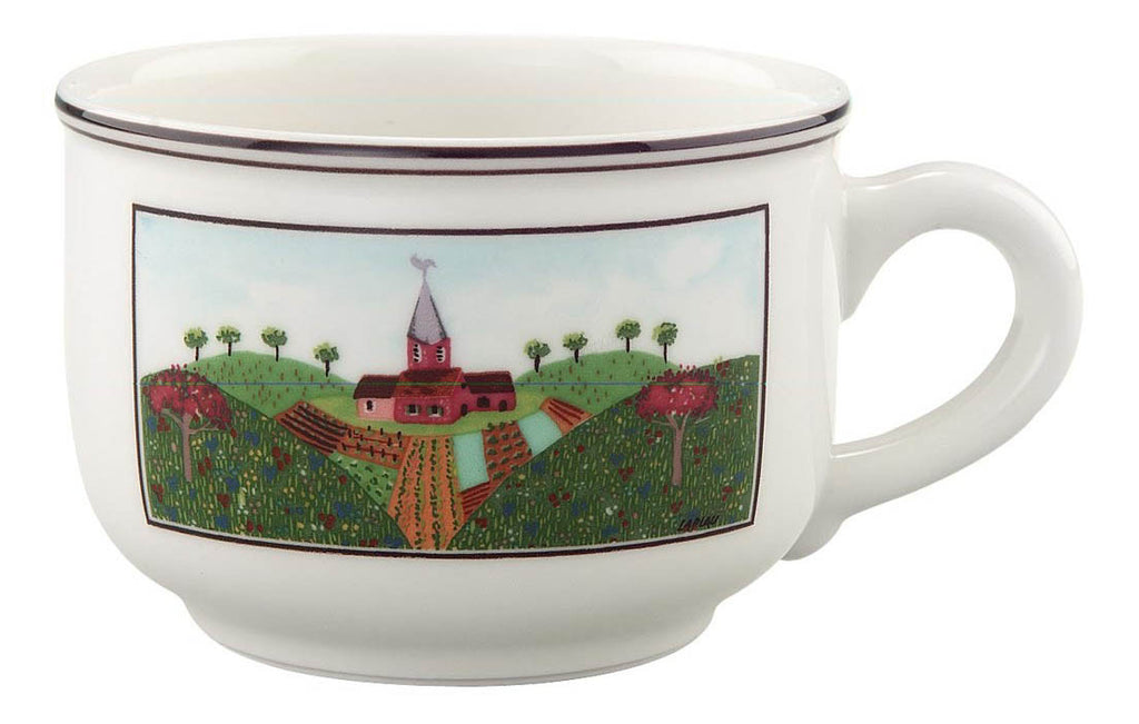 Villeroy and Boch Design Naif Teacup 0.25L (Cup Only)