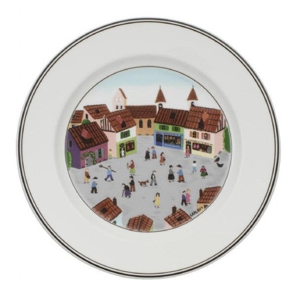 Villeroy and Boch Design Naif Village Salad Plate 21cm