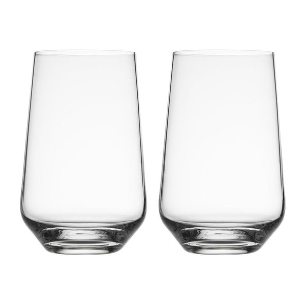 Iittala Essence Clear Universal Glass 55cl (Set of 2)