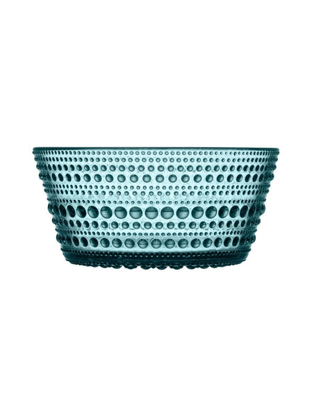 Iittala Kastehelmi Sea Blue Bowl 23cl