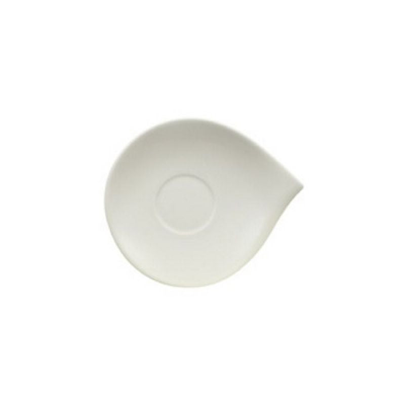 Villeroy and Boch Flow Saucer Coffee Cup 18cm by 15cm (Sauer Only)