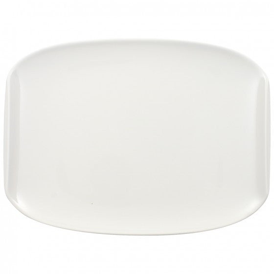 Villeroy and Boch Urban Nature Coupe Salad Plate 27cm by 20cm