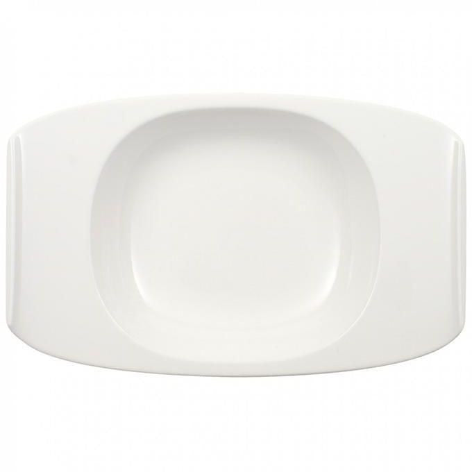 Villeroy and Boch Urban Nature Deep Plate 31cm by 20cm