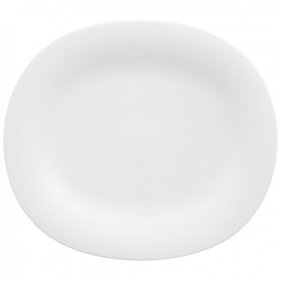 Villeroy and Boch New Cottage Basic Oval Dinner Plate 29cm by 25