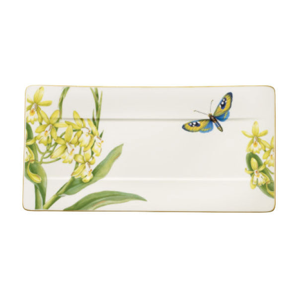 Villeroy and Boch Amazonia Serving Plate 35cm by 18cm