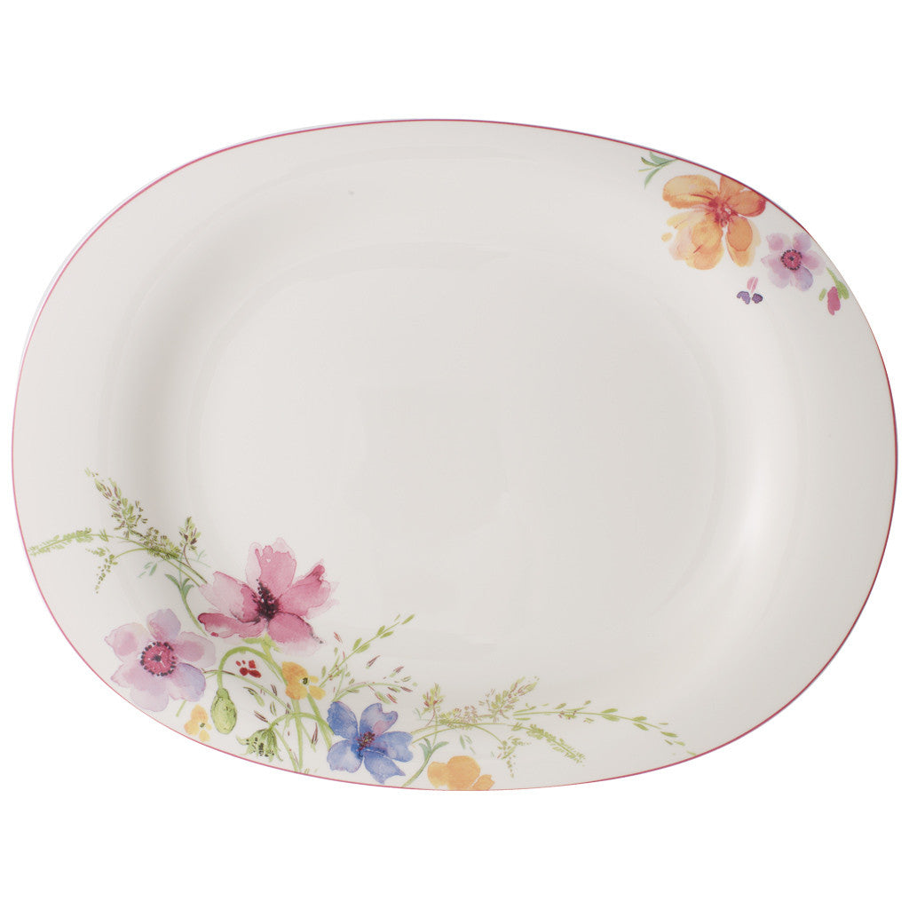 Villeroy and Boch Mariefleur Serving Dish 42cm