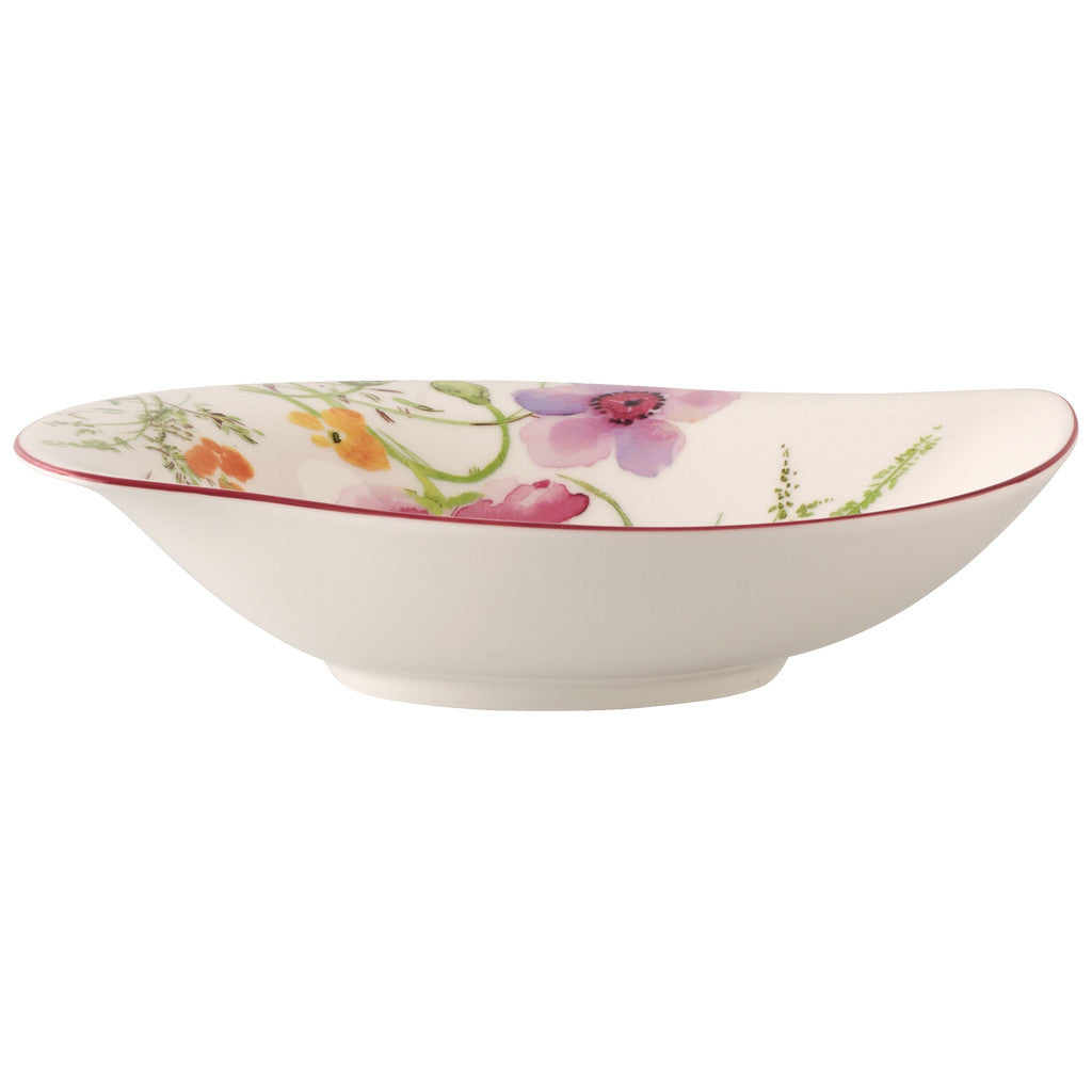 Villeroy and Boch Mariefleur White Bowl 21cm by 18cm