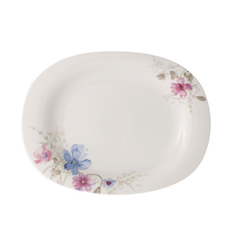Villeroy and Boch Mariefleur Gris Serving Dish 34cm