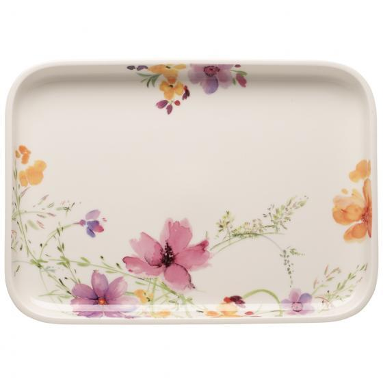 Villeroy And Boch Mariefleur Basic Baking Dishes Serving Dish / Rectangular Cover 36 By 26cm
