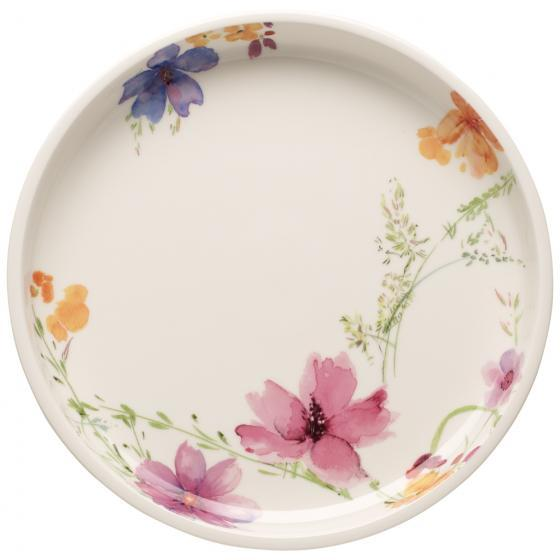 Villeroy And Boch Mariefleur Basic Round Serving Plate 26cm