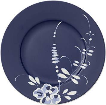 Villeroy and Boch Old Luxembourg Brindille Blue Salad Plate 22cm