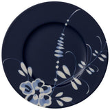 Villeroy and Boch Old Lu by embourg Brindille Blue Bread Plate 16cm