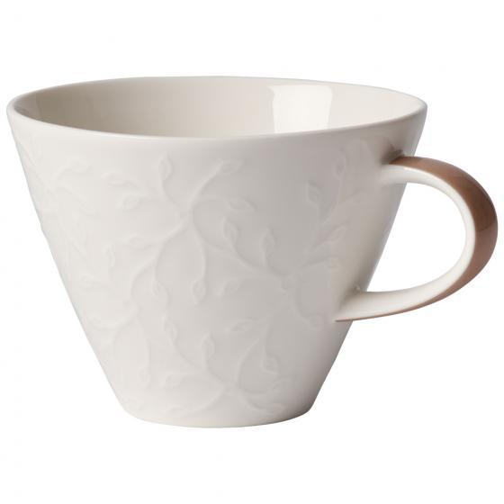 Villeroy And Boch Caffè Club Floral Touch Of Hazel Cafe Au Lait Cup 0.39L